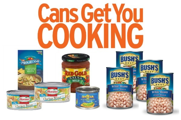 cans get you cooking