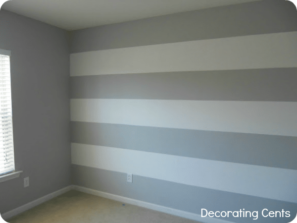 02 How to paint stripes on your wall
