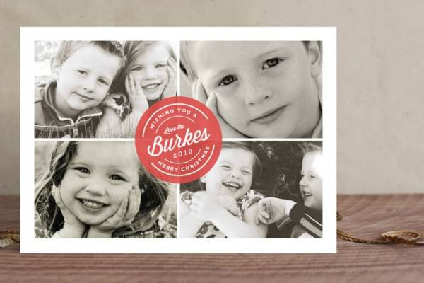 holiday photo cards 4