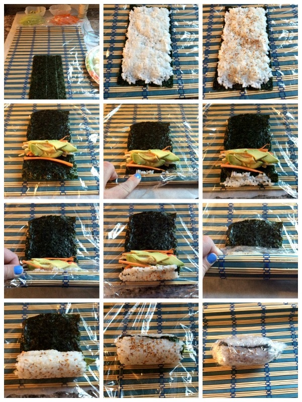sushi-how-to