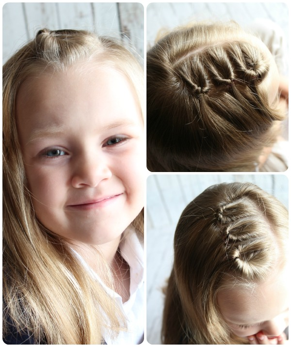 10 Easy Hairstyles for Girls - Somewhat Simple
