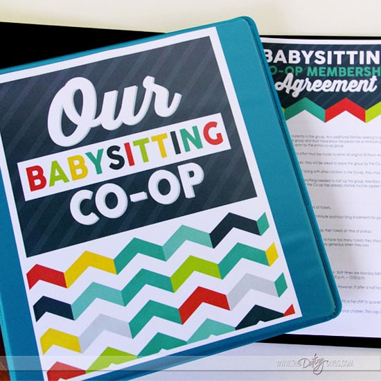 How-To-Organize-A-Babysitting-Co-Op 3