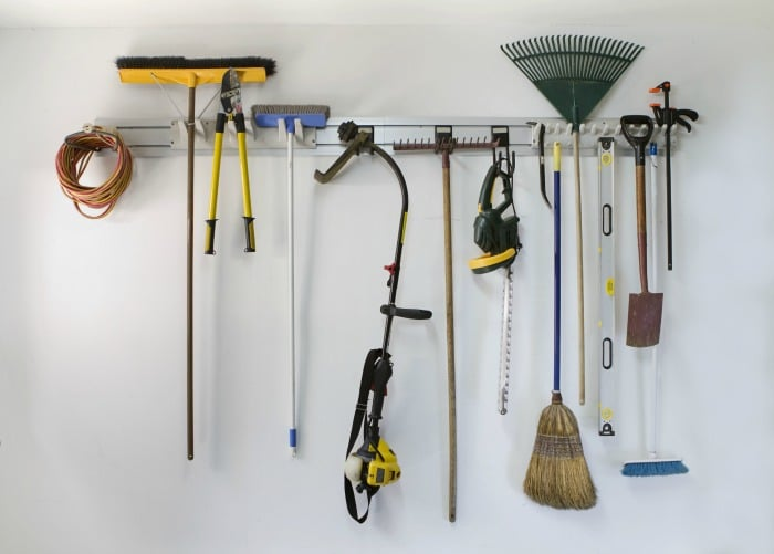 How to clean out your garage - Somewhat Simple