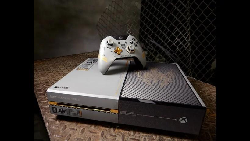 Xbox One con Call_of_Duty:_Advanced_Warfare