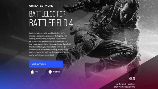 DICE SW Battlefront | SomosXbox