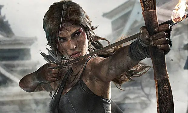 Tomb Raider ha batido los récords de ventas de la saga