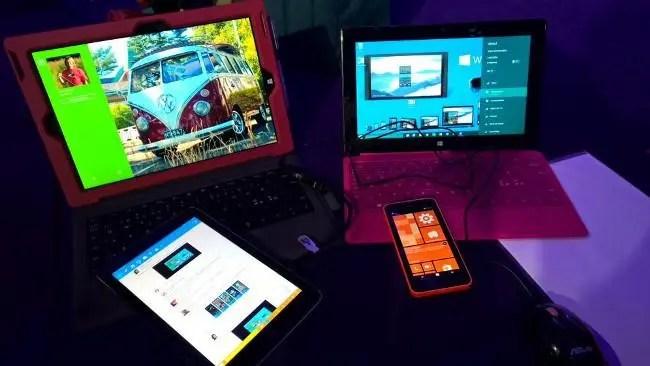 Windows 10 para moviles
