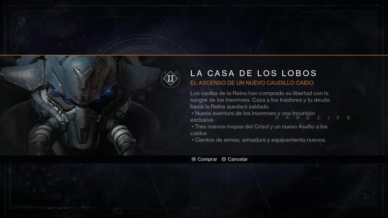 House of Wolves Destiny SomosXbox (2)