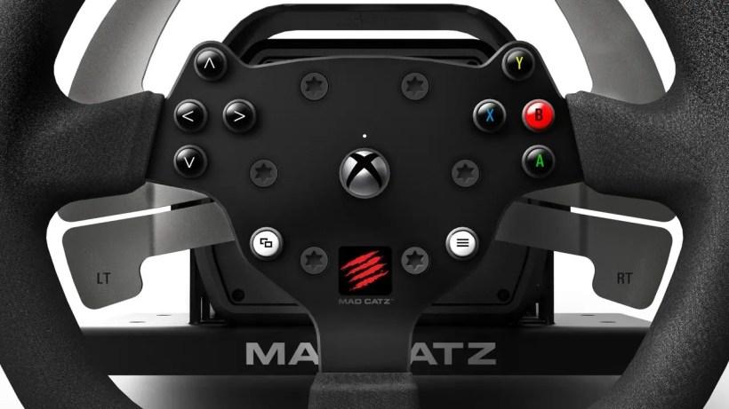 Guía de volantes para Xbox One | Mad Catz Racing Wheel Xbox One (2)