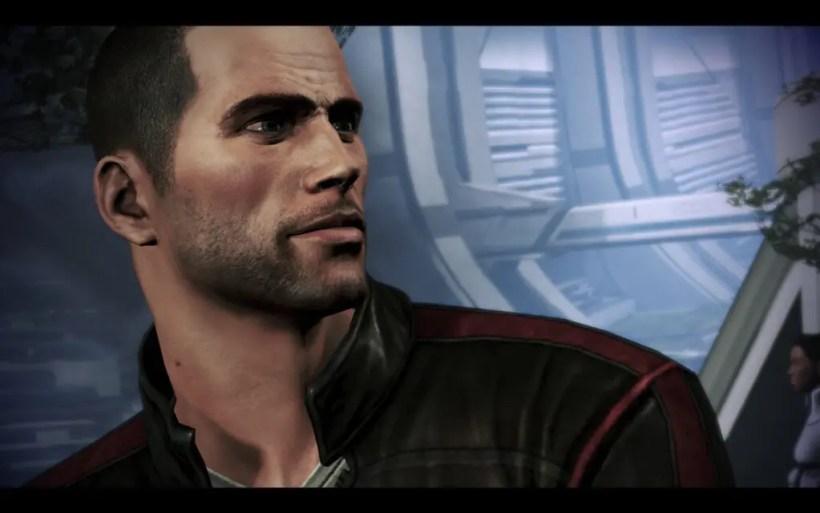 Shepard in Mass Effect