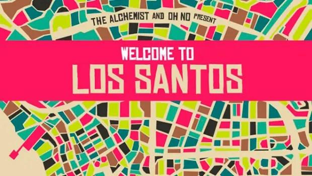 Radio Los Santos GTAV