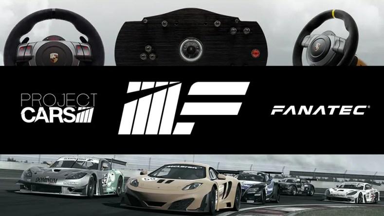 fanatec project cars