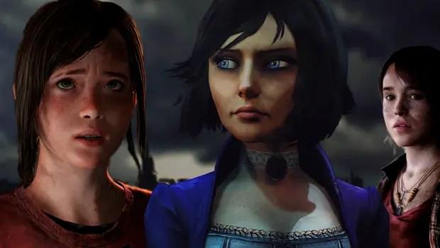 heroinas en los videojuegos SomosXbox