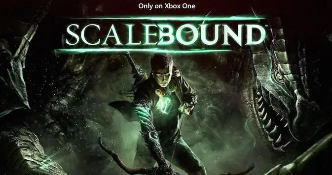 Primer gameplay de Scalebound