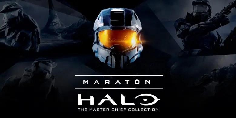 maraton halo the master chief collection