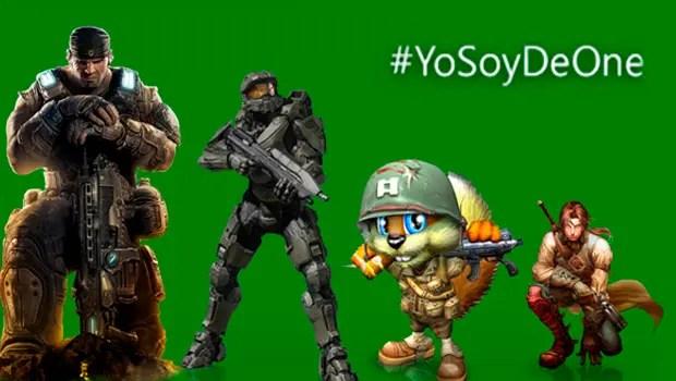 Protagonista Xbox One 2
