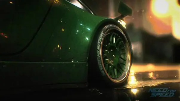 nuevo trailer de Need for Speed