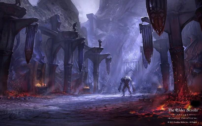 crypt TESO
