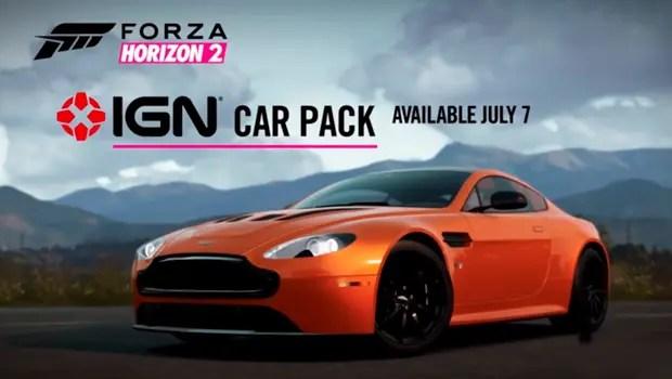 ForzaHorizon2IGNCarPack Somosxbox