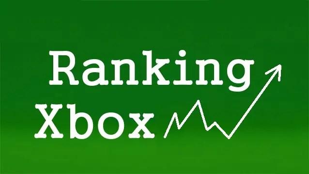 ranking xbox