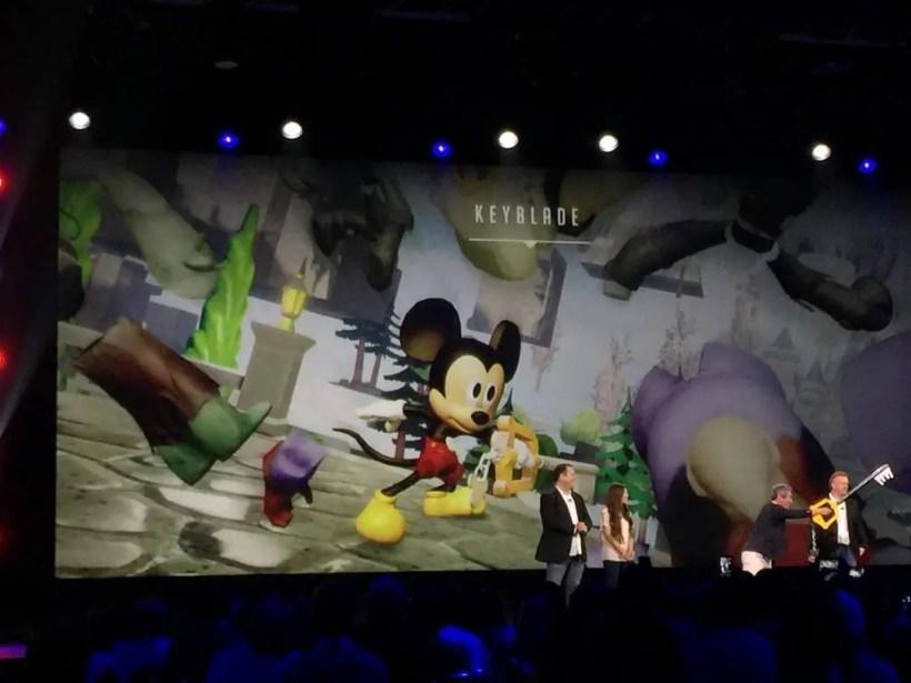 Disney Infinity 3.0 keyblade