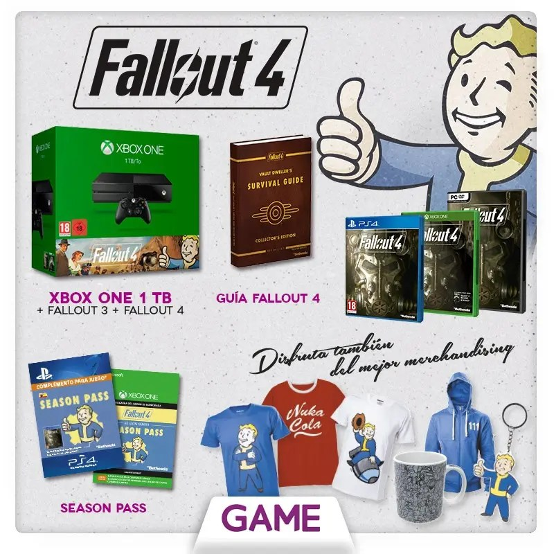 fallout 4 merchandising game