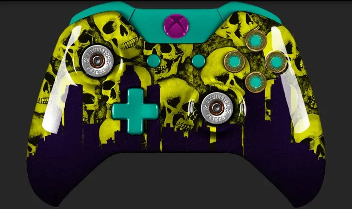 Mando_Xbox_personalizado