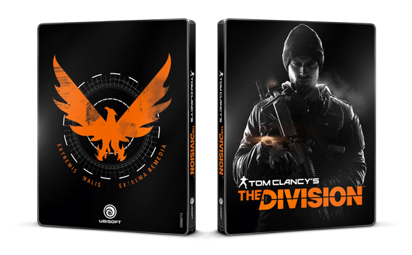 TheDivisionMetallicBox