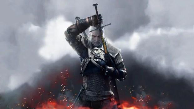 Malinowski Forged consigue forjar una de las espadas de The Witcher 3