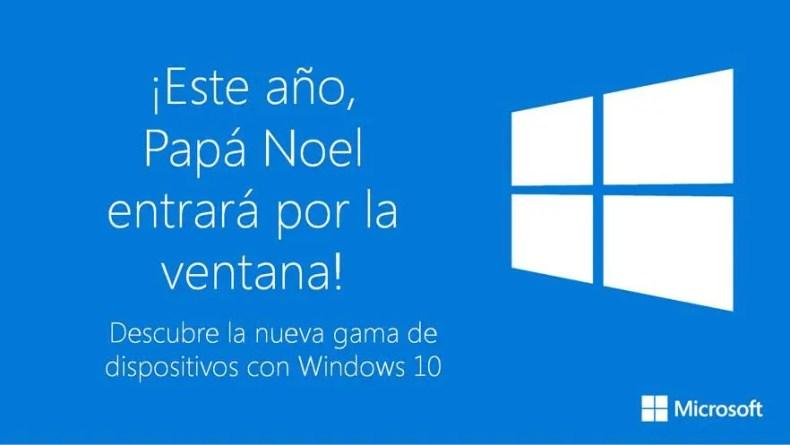 windows 10 navidades