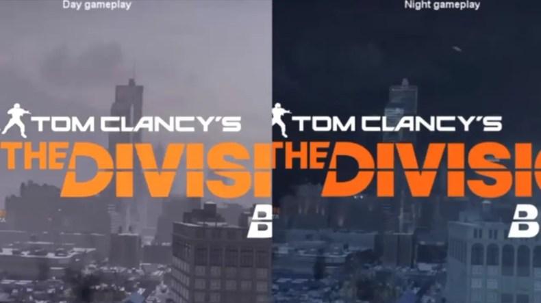 The Division dia y noche comparacion