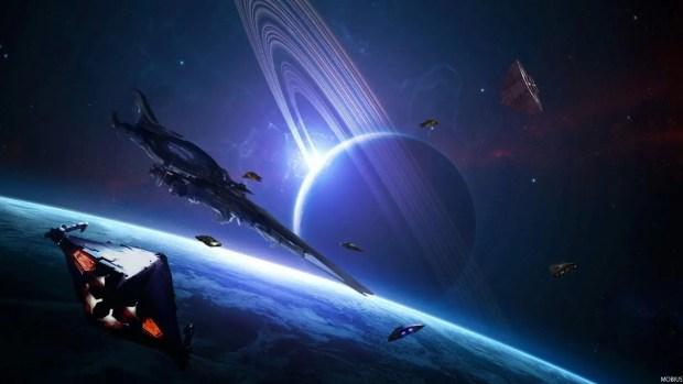 Mira el trailer de Elite Dangerous: Horizons, The Engineers