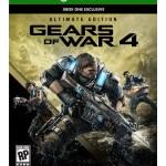 Gears of War 4 Ultimate Edition Box Shot