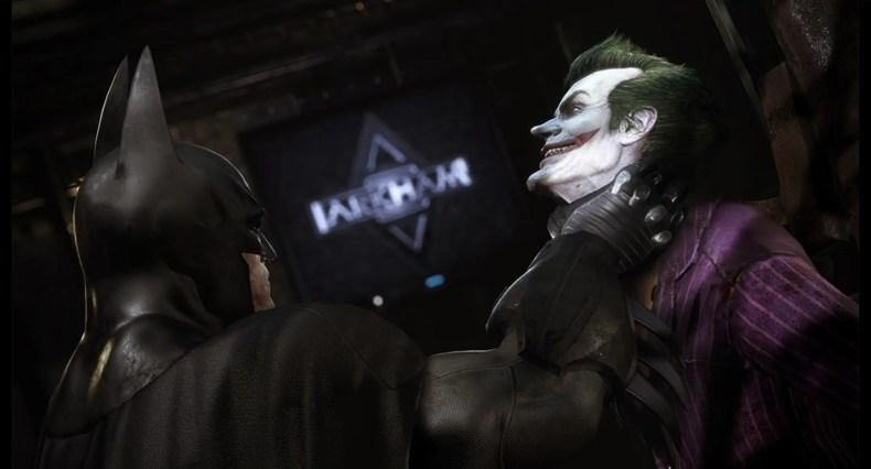 Batman Return Arkham