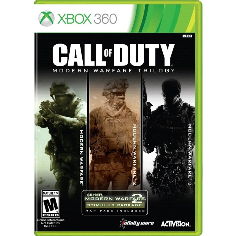 Call of Duty trilogy