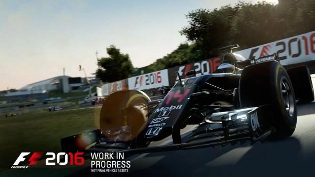 Codemasters anuncia el lanzamiento de F1 2016