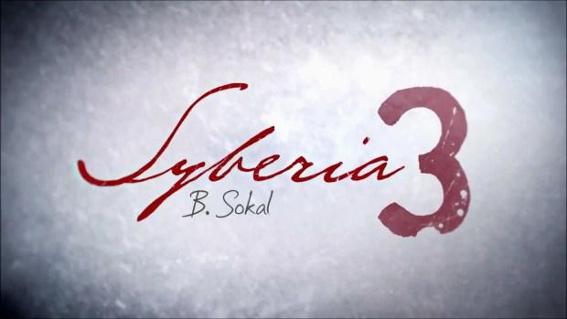 Fecha de lanzamiento confirmada para Syberia 3