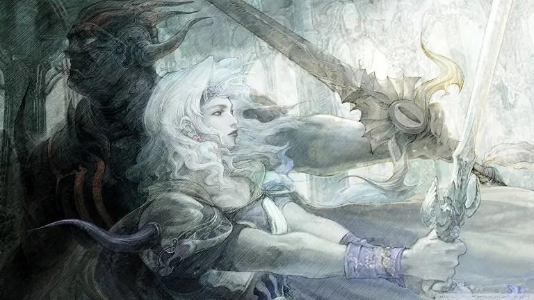 artwork final fantasy