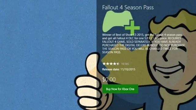 Fallout 4 gratis