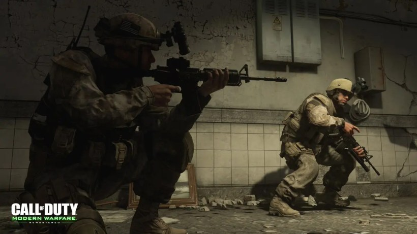 Modern Warfare Remastered 2