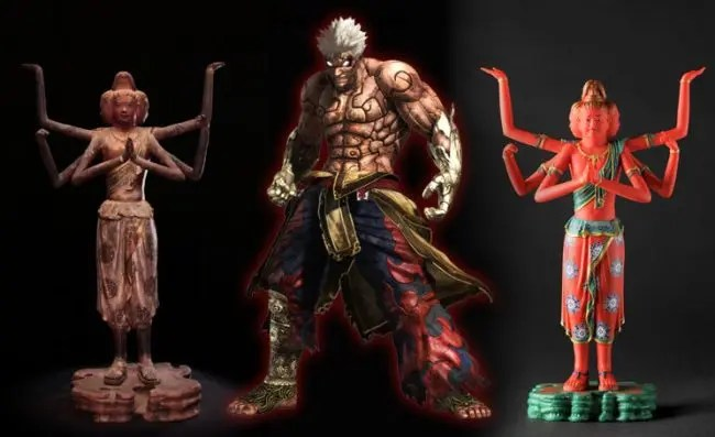 asuras_wrath_orange_skin_kofuku-ji_temple_ashura_buddhist_statue