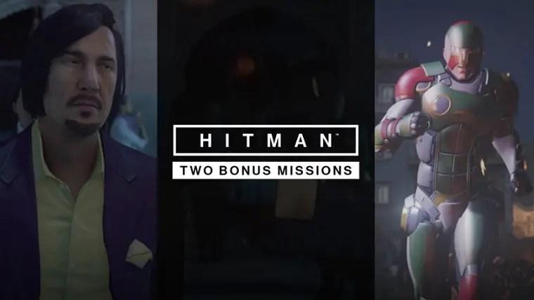 hitman summer bonus