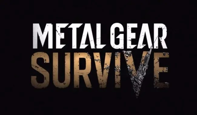 metal gear survive 2