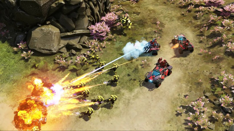 Batallas rápidas e intensas. Blitz cumple su objetivo de contentar a los jugones que busquen acción pura y dura.