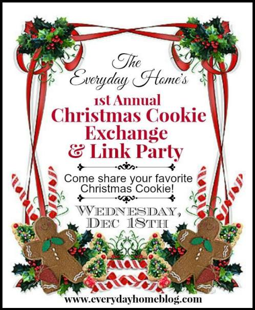 Christmas cookie link party somuchbetterwithage.com