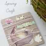 Easy Spring Craft