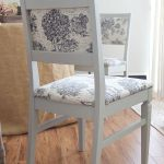 Toile Chair Makeover + Giveaway