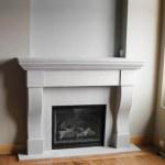 Fabulous Limestone Fireplaces