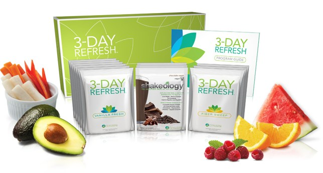 3 day refresh beachbody