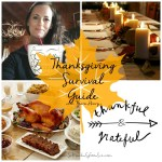 Thanksgiving Survival Guide with Mara Henry